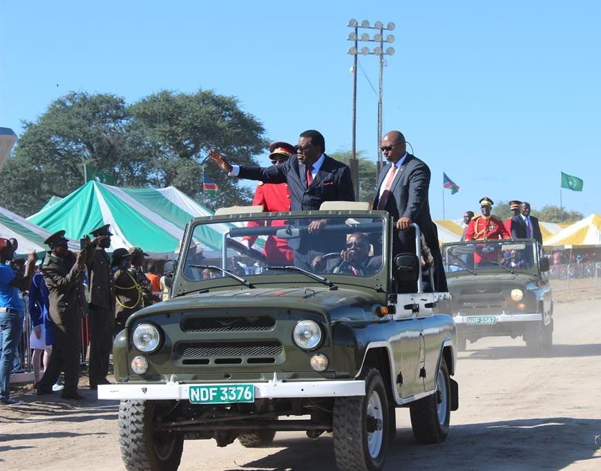 land reform namibia