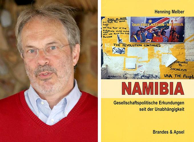 (Dr. <b>Henning Melber</b>) - rezension-namibia-gesellschaftspolitische-erkundungen-unabhaengigkeit