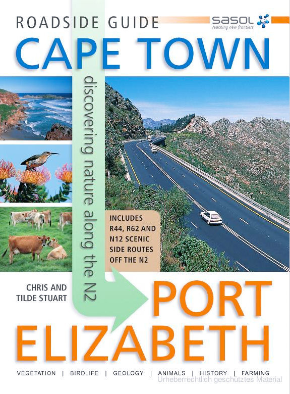 Sasol roadside guide cape town port elizabeth - How far is port elizabeth from cape town ...