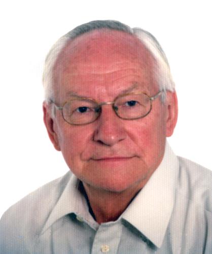Dieter Springer Vorgestellt Im Namibiana Buchdepot