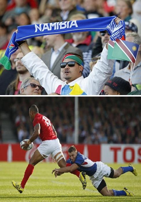 Spieldauer Rugby