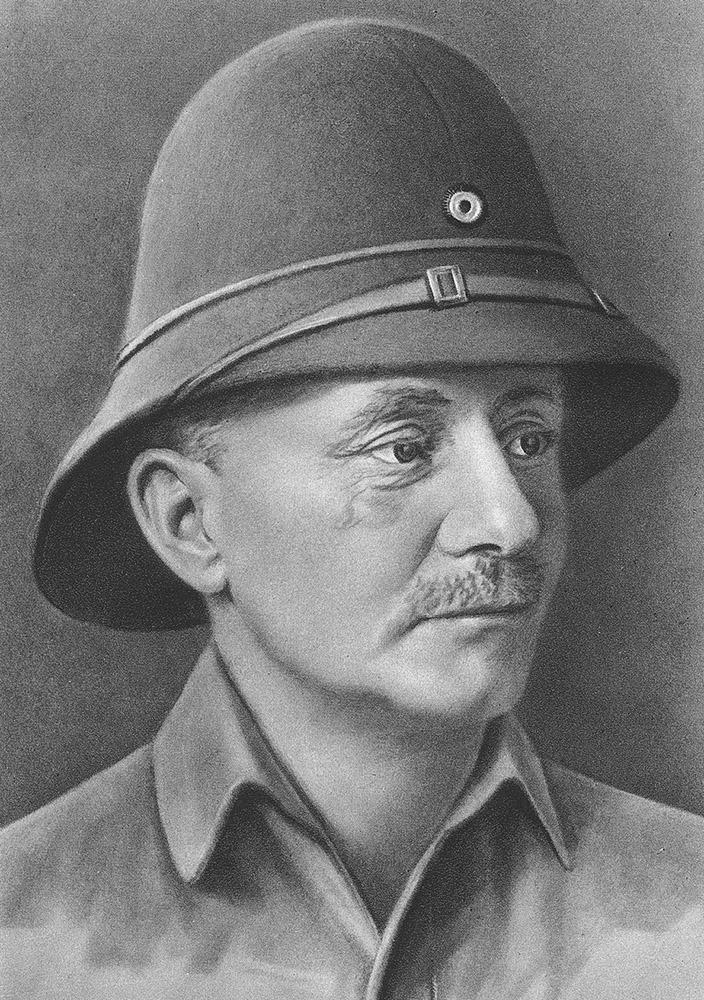 General Paul Emil von Lettow-Vorbeck (1870-1964) war preußischer Offizier,